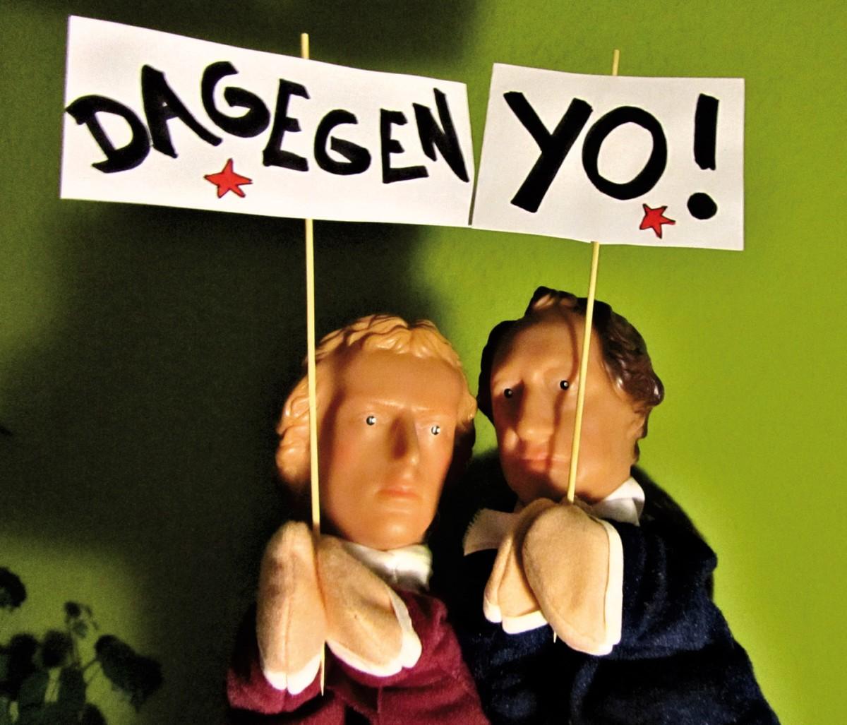 Dagegen Yo