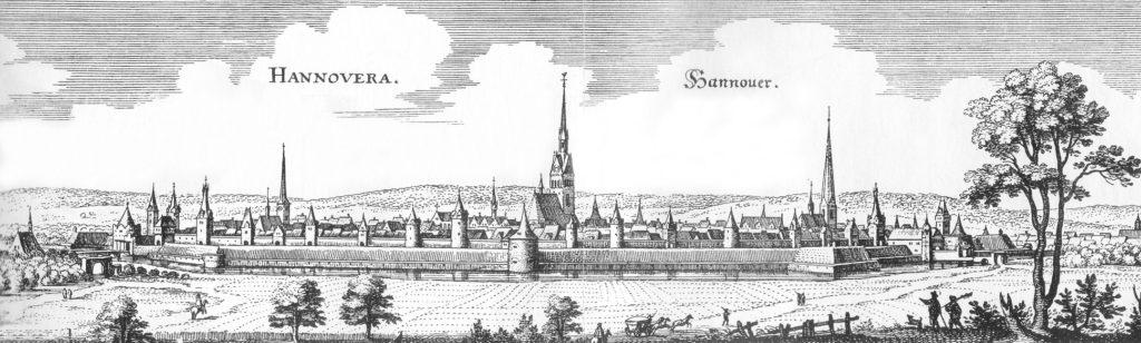 Merian-Stich um 1654