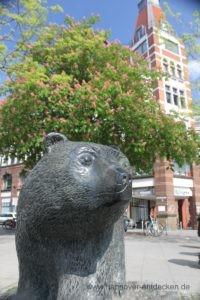 Direkt am Schwarzen Bär ist die SEO-Agentur ABAKUS angesiedelt