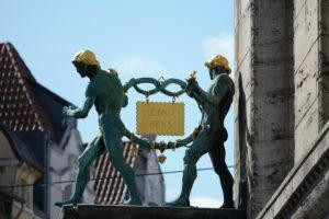 Goldener Leibnizkeks