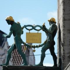 Goldener Leibniz Keks