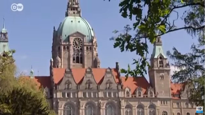 Hannover: una ciudad verde y con historia