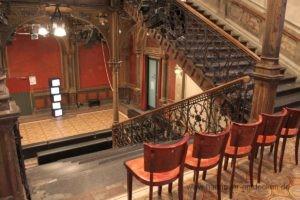 Das schönste Treppenhaus der Stadt