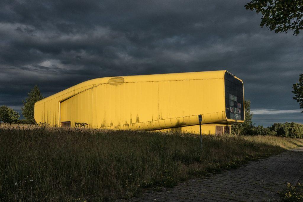 EXPO Hannover - ehemaliger Pavillion von Litauen