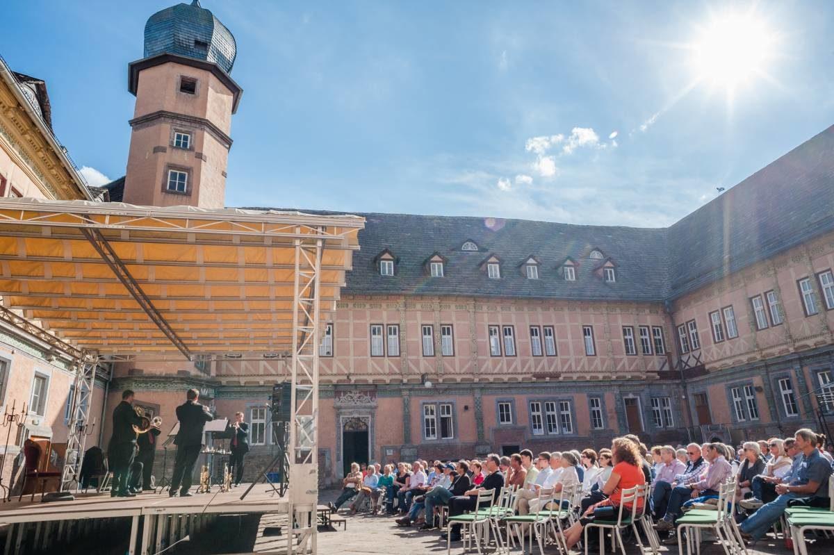 Weserrenaissance Schloss Bevern