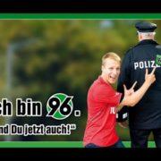 Oliver Pocher bei Hannover 96