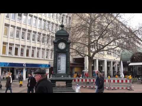 Stadtrundgang - Roter Faden