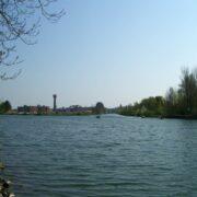 Stichkanal Linden mit Contigelände