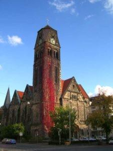 Nazarethkirche im Stadtbezirk Südstadt-Bult