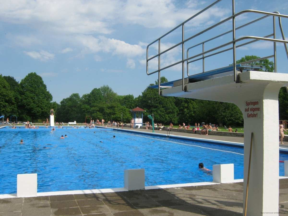 Das Annabad - Für viele das Schönste der Schwimmbäder in Hannover