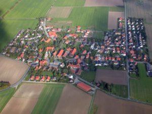Luftbild Wülferode