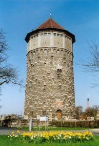 Wasserturm Brink-Hafen an der Vahrenwalder Straße