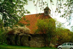 Edelhofkapelle der Familie von_Alten in Ricklingen
