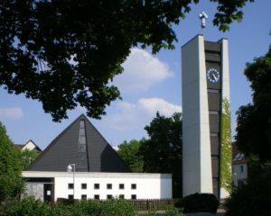 Evangelisch-lutherische Zachäuskirche in Hannovers Stadtteil Burg