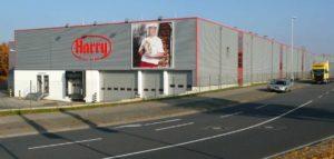 Harry Brot Fabrik in Bornum