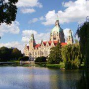 Klassisches Fotomotiv in Hannover - Das Neue Rathaus