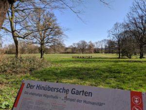 Der Hinübersche Garten