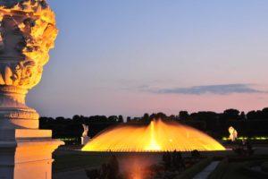 Illumination im Großen Garten (Foto: Rosi Radeke)