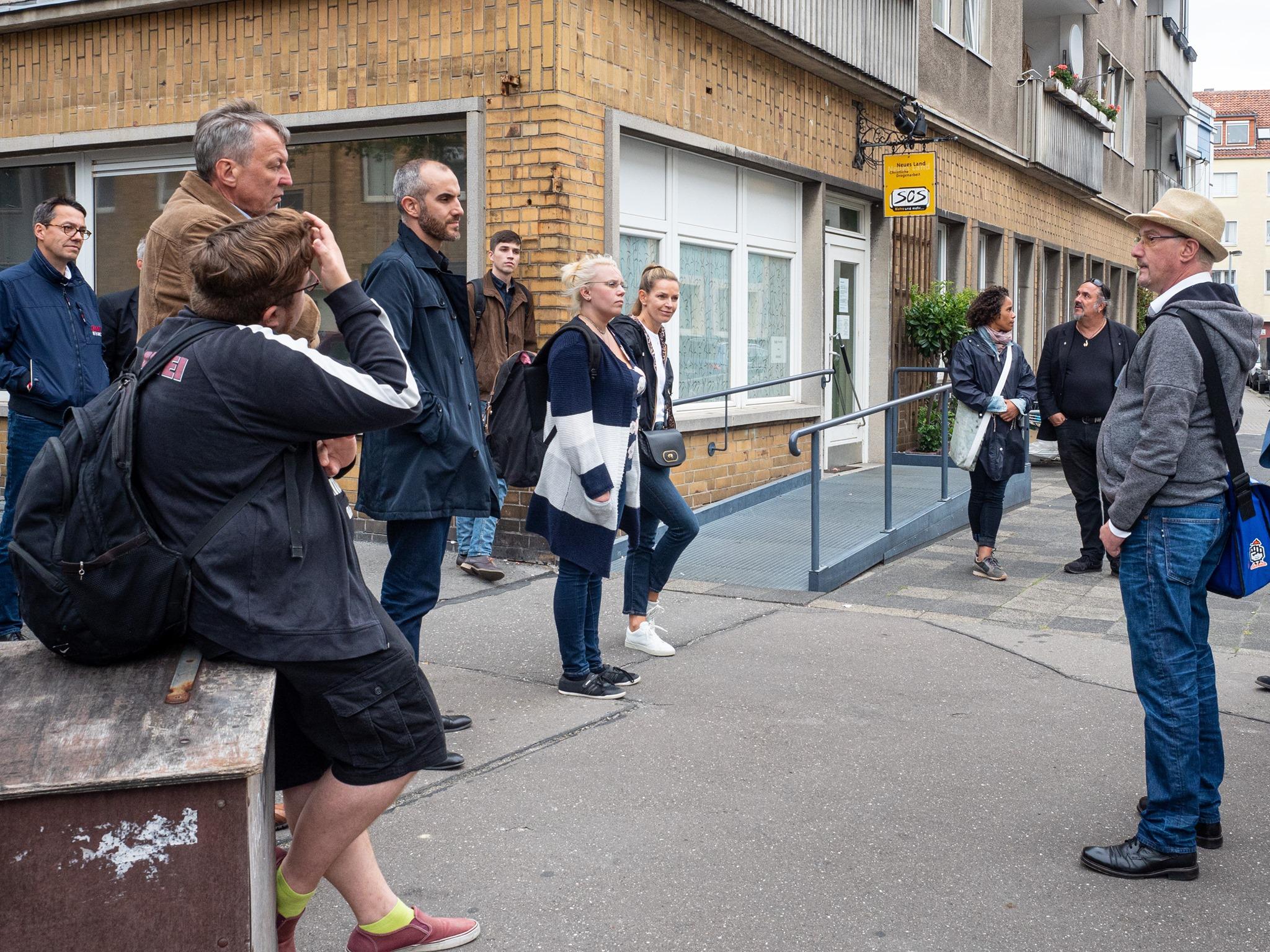 Wie Hannover hilft - der soziale Stadtrundgang