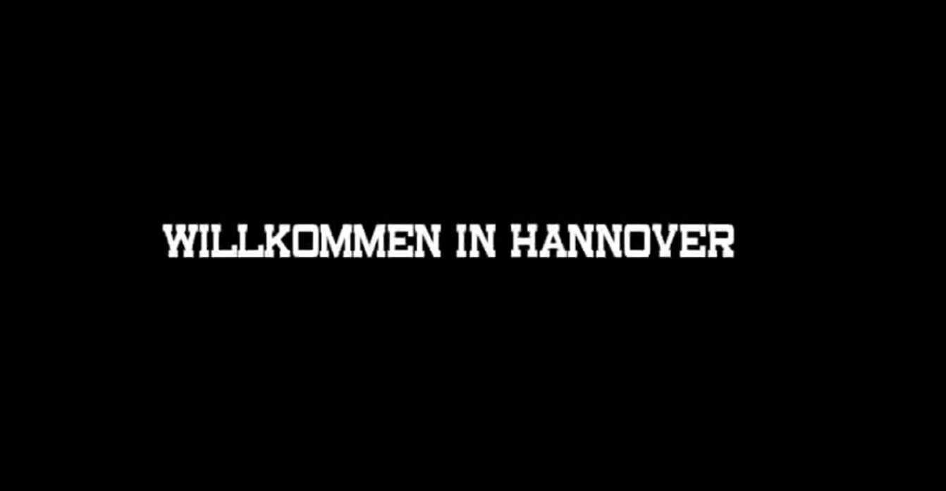 Willkommen in Hannover