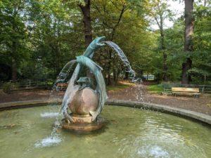 Arthur-Menge-Brunnen