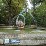Brunnen von Prof. Ludwig Vierthaler
