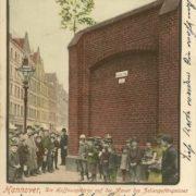 Gerichtsgefängnis mit Hoffnungsbirke (1901)