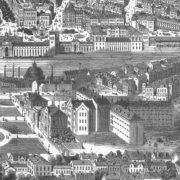 Königliches Zellengefängnis 1872