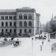 Raschplatz um 1890