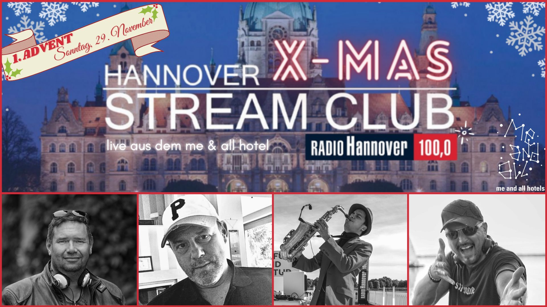 X-Mas Stream Club