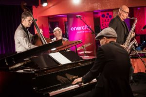 """Jazz für die Couch""- #sofakonzerte, powered by enercity 04.12.2020, Stephan Abel jazz classics"