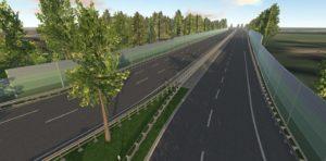 Ausbauplan Südschnellweg