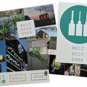 """Postkartenset """"Weltkulturerbe"""""""