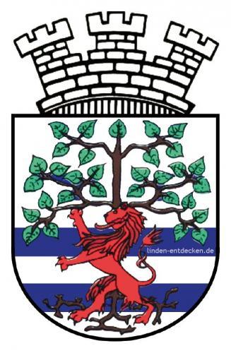 Aufkleber Lindener Wappen