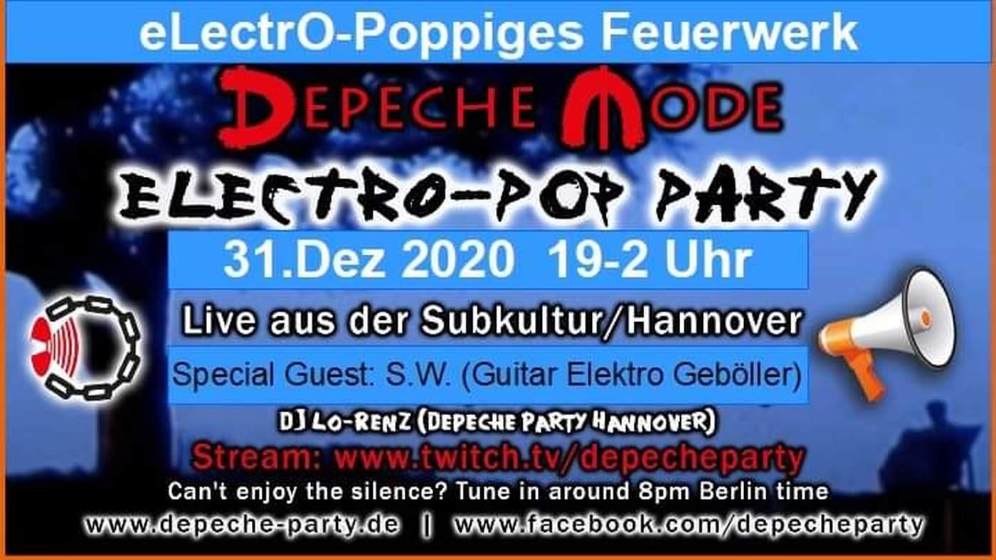 Depeche Party
