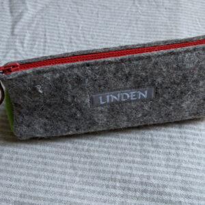 Federmäppchen Linden
