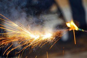 Feuerwerk Hannover