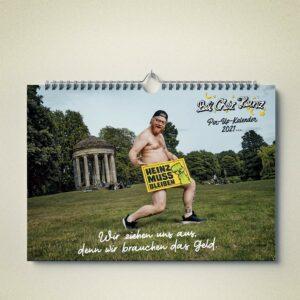 Kalender 2021 Front