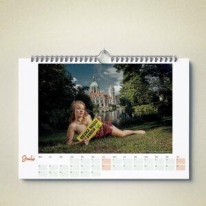 Pin Up Kalender 2021