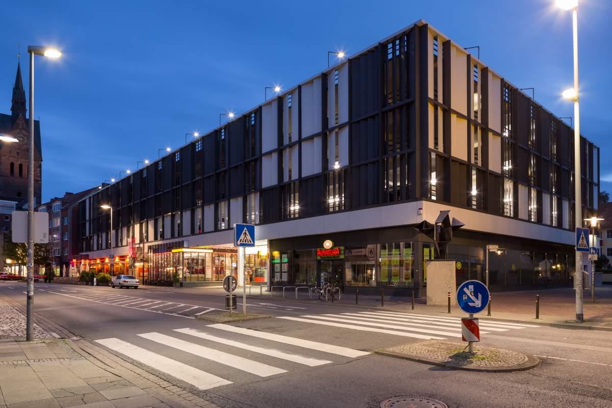 Parkhaus Schmiedestraße