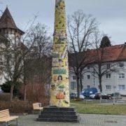 Hainholz Stele von Siegfried Neuenhausen