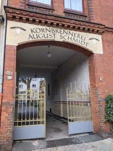 Kornbrennerei August Schmidt