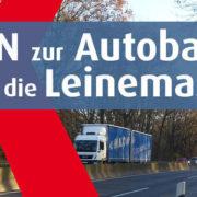 Petition gegen den Ausbau des Südschnellweg