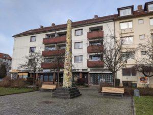 Platz an der Fenskestraße