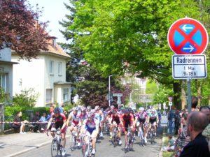 Radrennen über den Lindener Berg