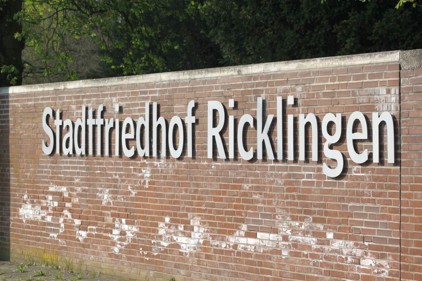 Stadtfriedhof Ricklingen