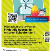 Plakat Sachensucher*in