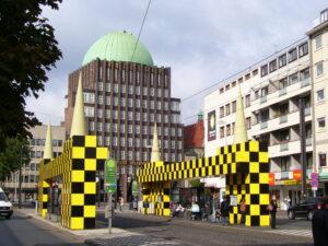 Anzeiger Hochhaus