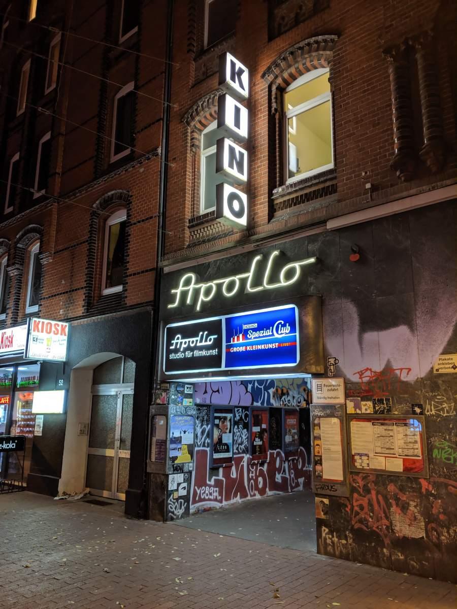 Apollokino in Hannover