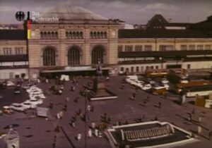 Bahnhofsvorplatz Hannover 1975